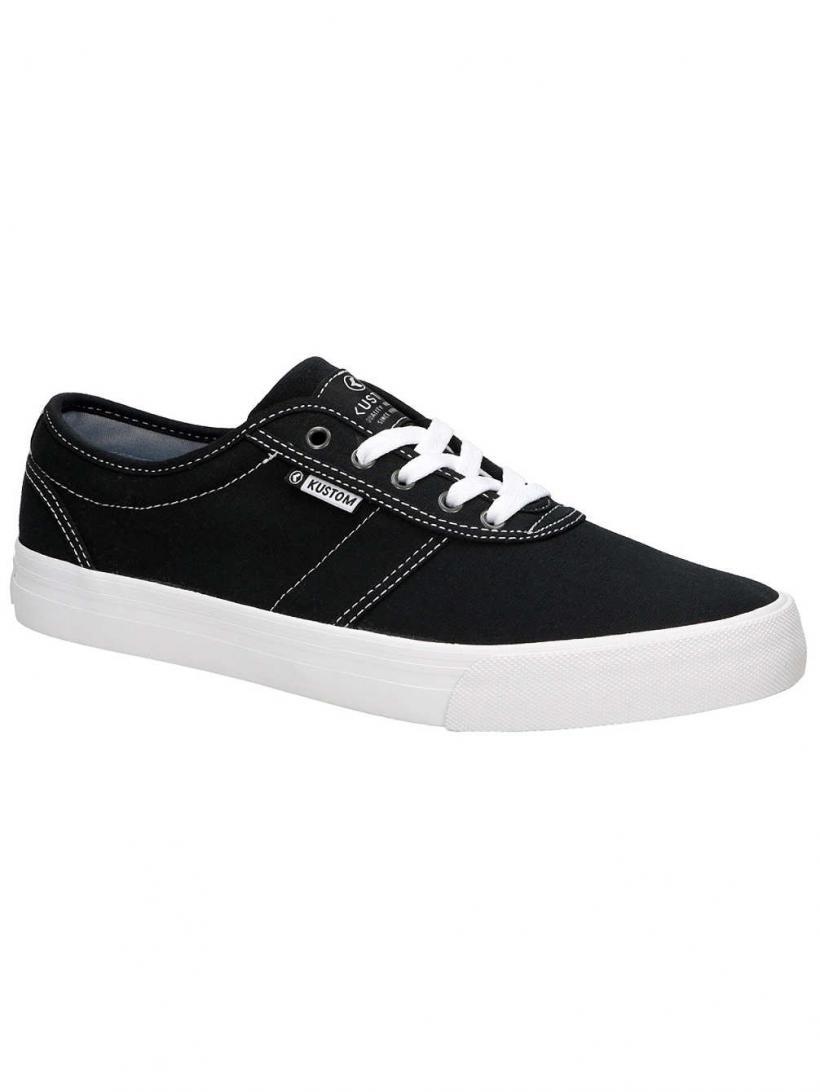 Kustom Drop Kick Pro Black/White   Mens Sneakers