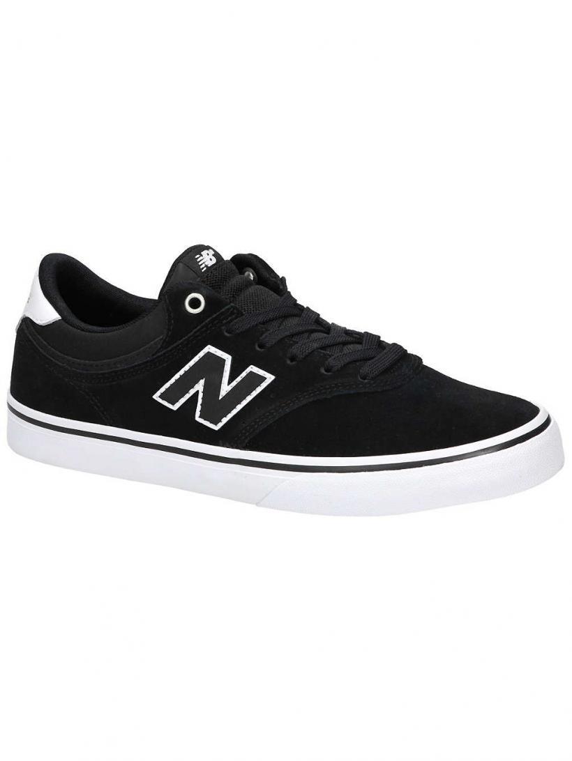 New Balance 255 Numeric Black/White | Mens Skate Shoes