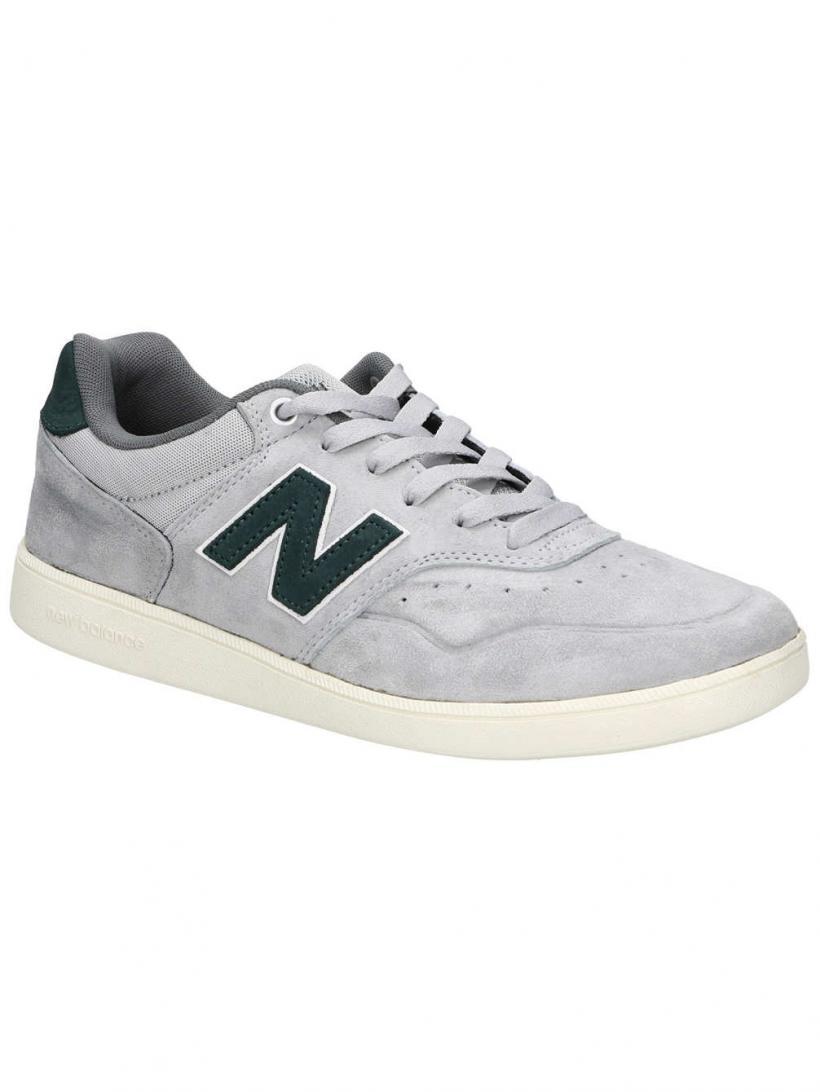 New Balance 288 Numeric Grey/Green   Mens Skate Shoes