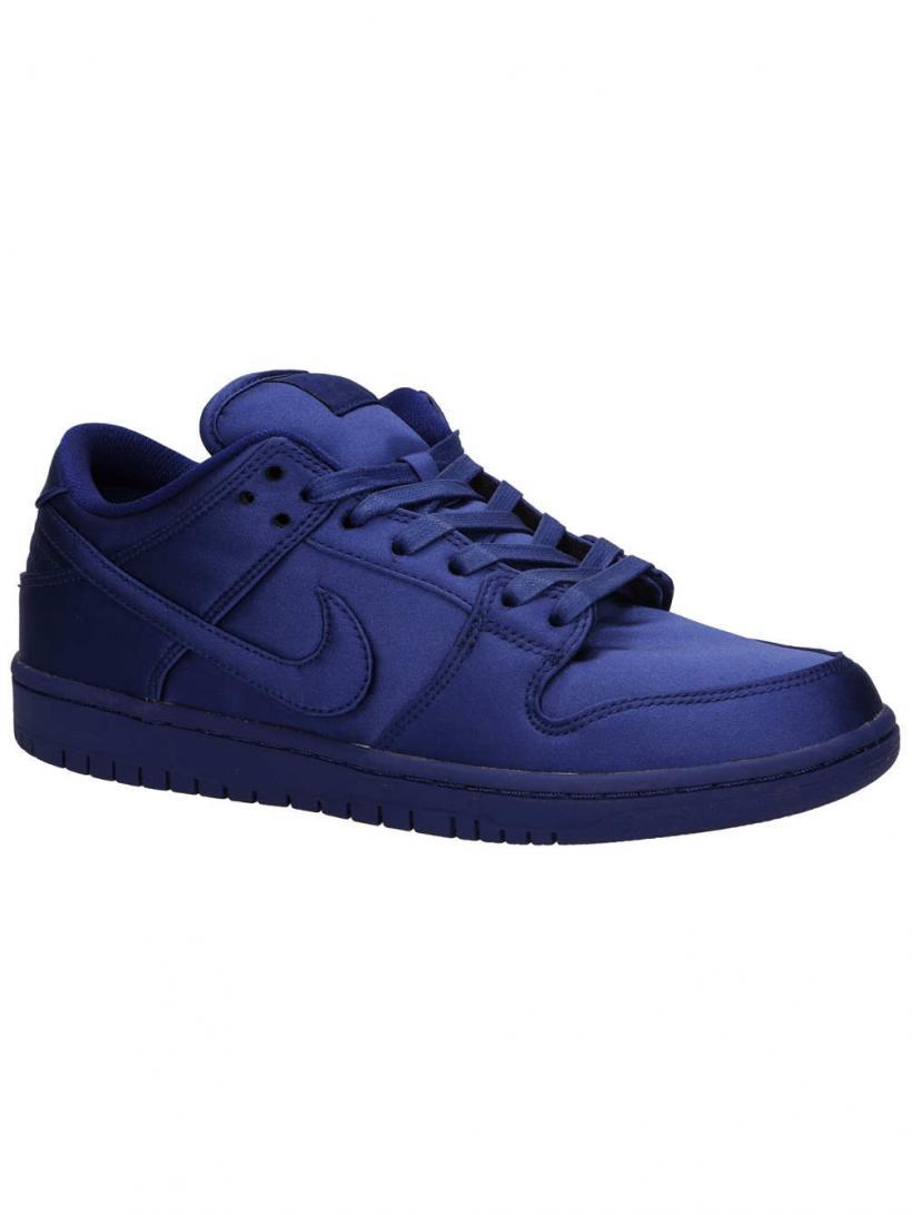 Nike SB Dunk Low TRD NBA Deep Royal Blue/Deep Roya | Mens Sneakers