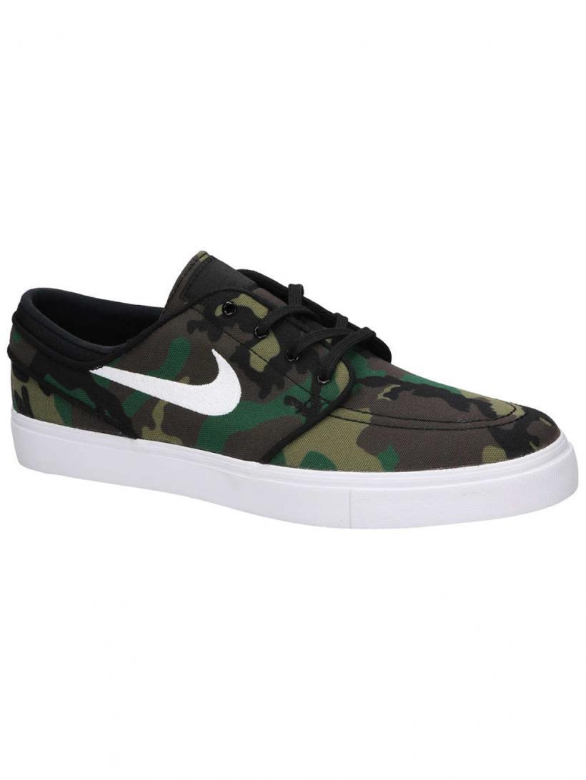 Nike Zoom SB Stefan Janoski Multi/Color/White/White/G | Mens Skate Shoes