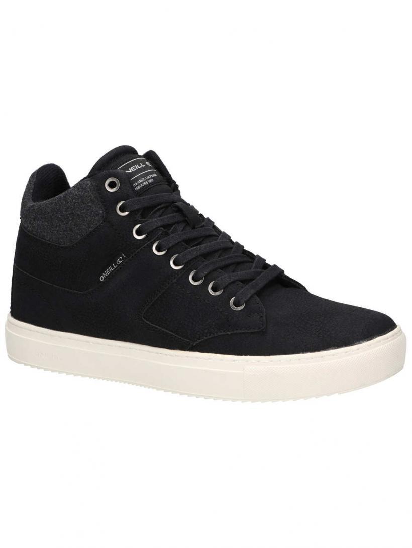 O'Neill Basher Hi Black | Mens Winter Shoes