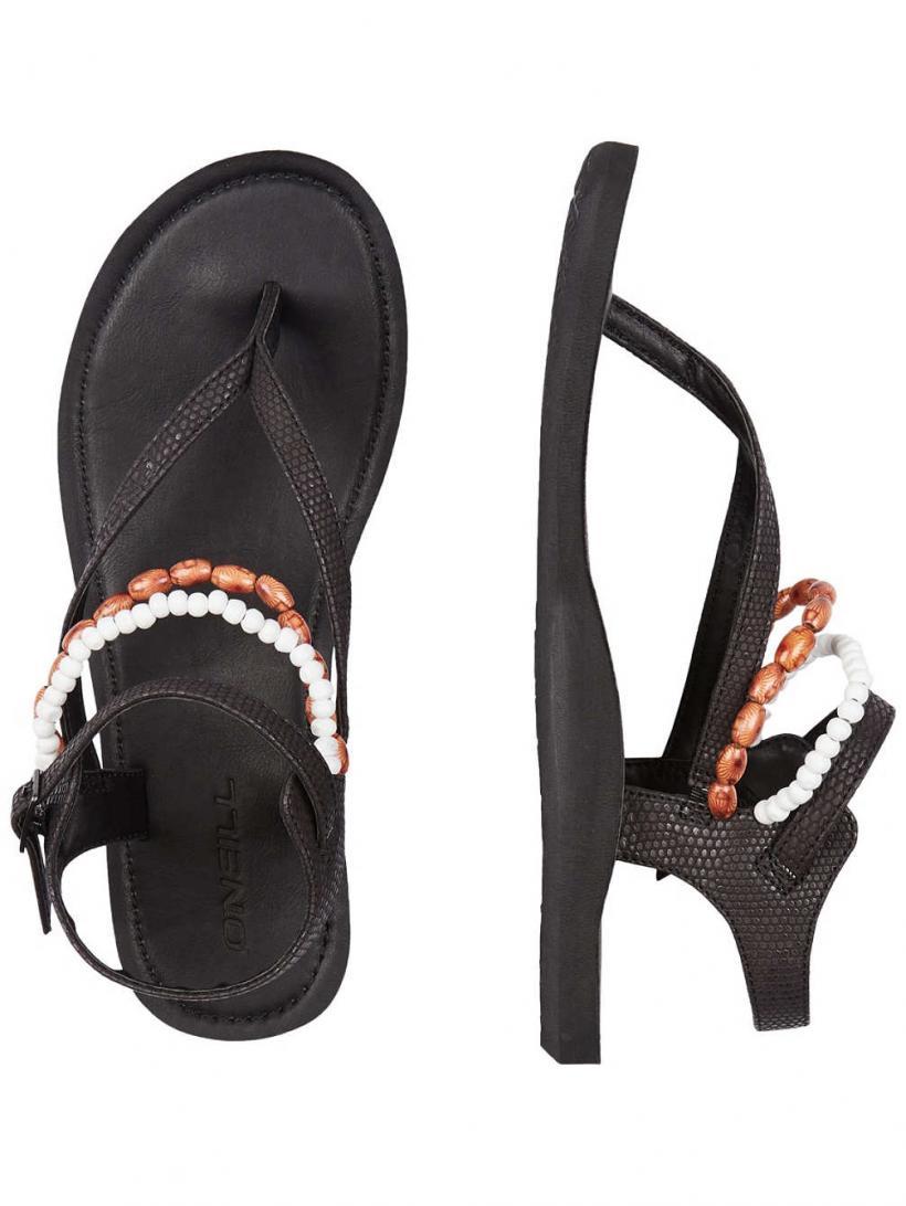 O'Neill Batida Beads Black Out | Mens/Womens Sandals
