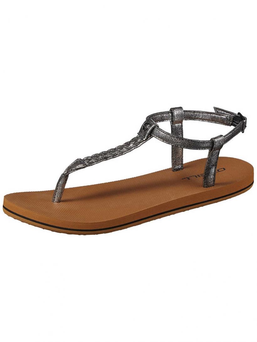 O'Neill Braided Ditsy Plus Metalic Black | Mens/Womens Sandals