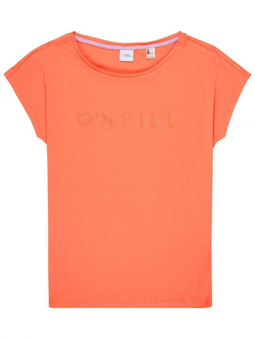 O'Neill Essentials Logo T-Shirt Burning Orange | Mens/Womens T-Shirts