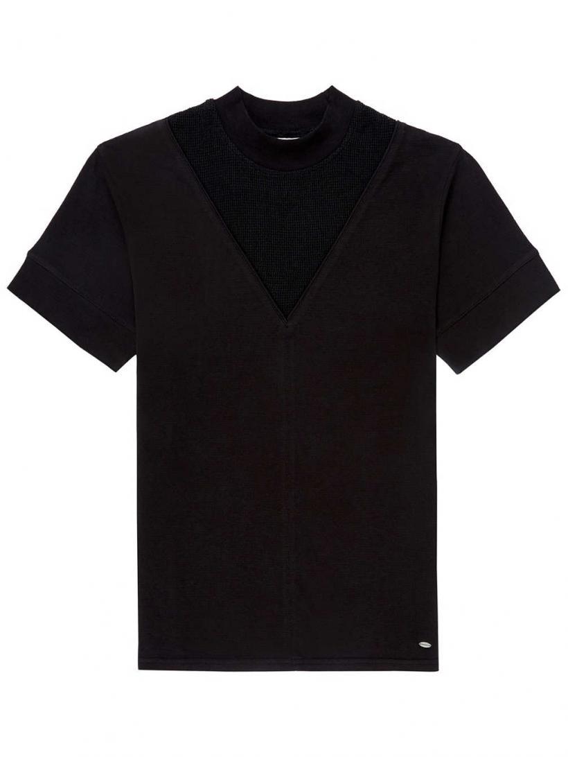 O'Neill Nolita Mesh T-Shirt Black Out | Mens/Womens T-Shirts