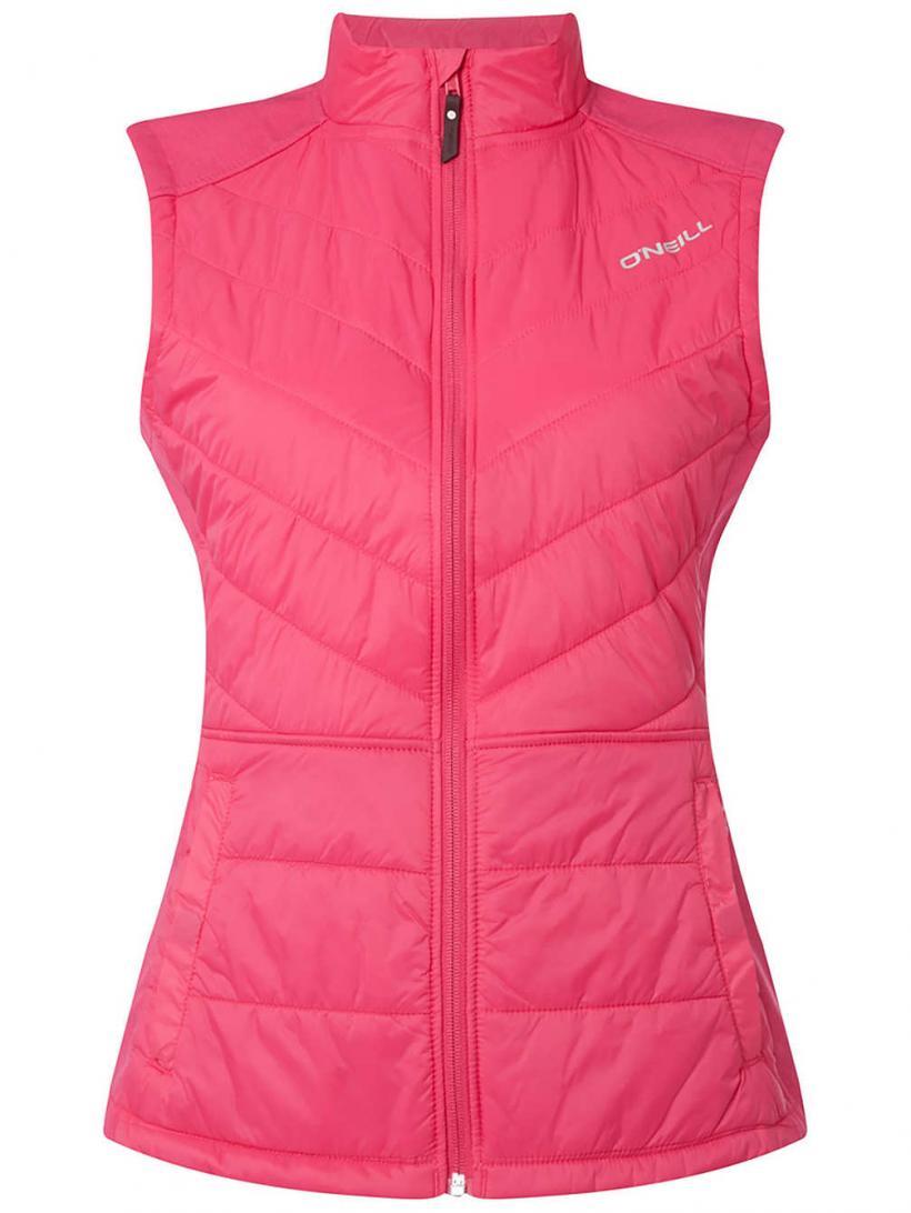O'Neill Transit Vest Hot Hot Pink | Womens Jackets