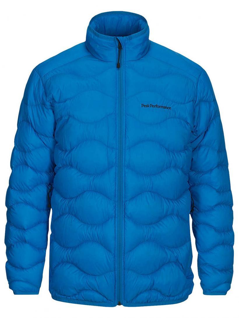 Peak Performance Helium Outdoor Jacket Blue Bird | Mens/Womens Jackets