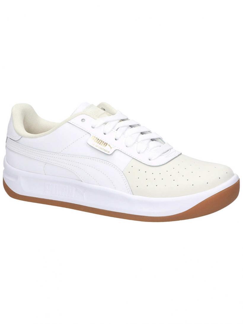 Puma California Exotic Whisper White/Puma White | Mens/Womens Sneakers