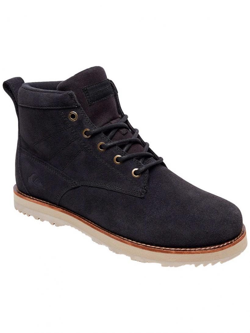 Quiksilver Gart Grey/Grey/Grey | Mens Winter Shoes