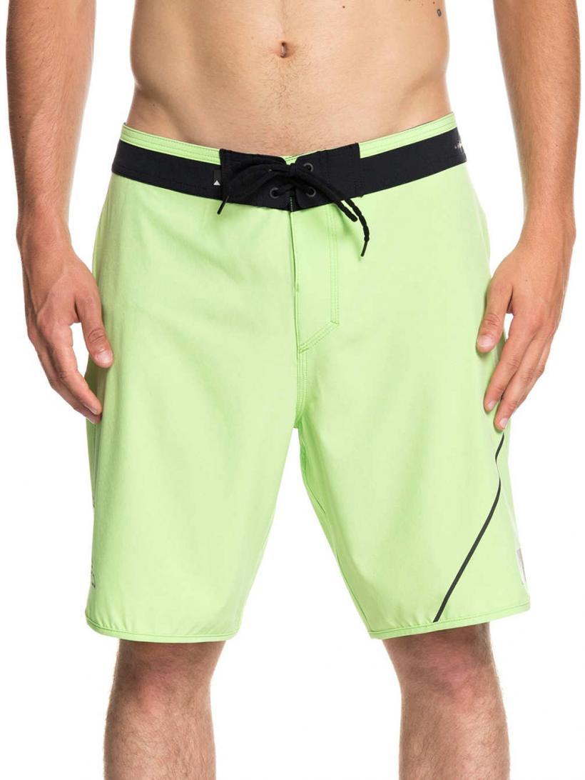 "Quiksilver Highline New Wave 20"" Boardshorts Jade Lime | Mens Swimwear"