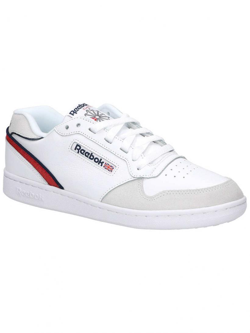 Reebok Act 300 MU Piping/White/True Grey/Co | Mens Sneakers