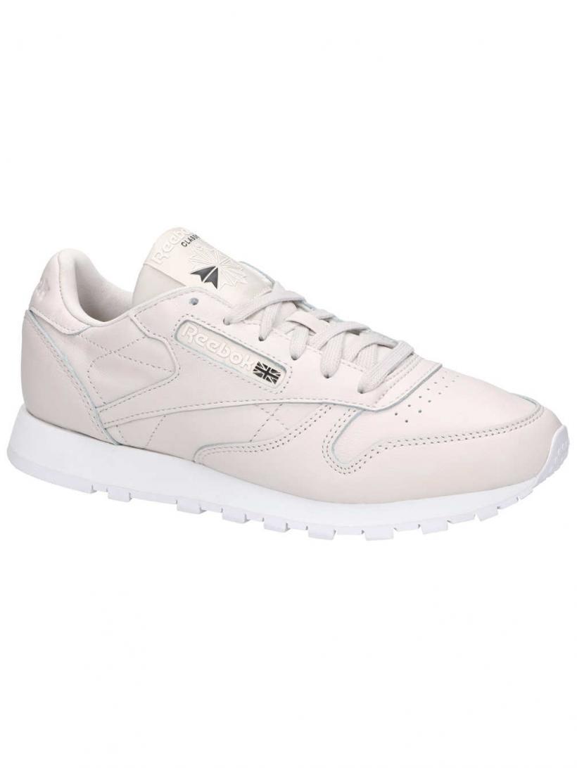 Reebok Classic Leather x FACE Misty Purple/White/Black | Mens/Womens Sneakers