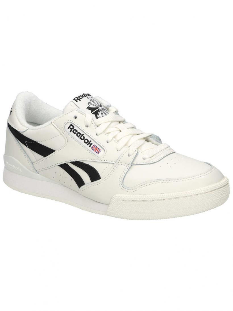 Reebok Phase 1 Pro Vintage Chalk/Black | Mens Sneakers