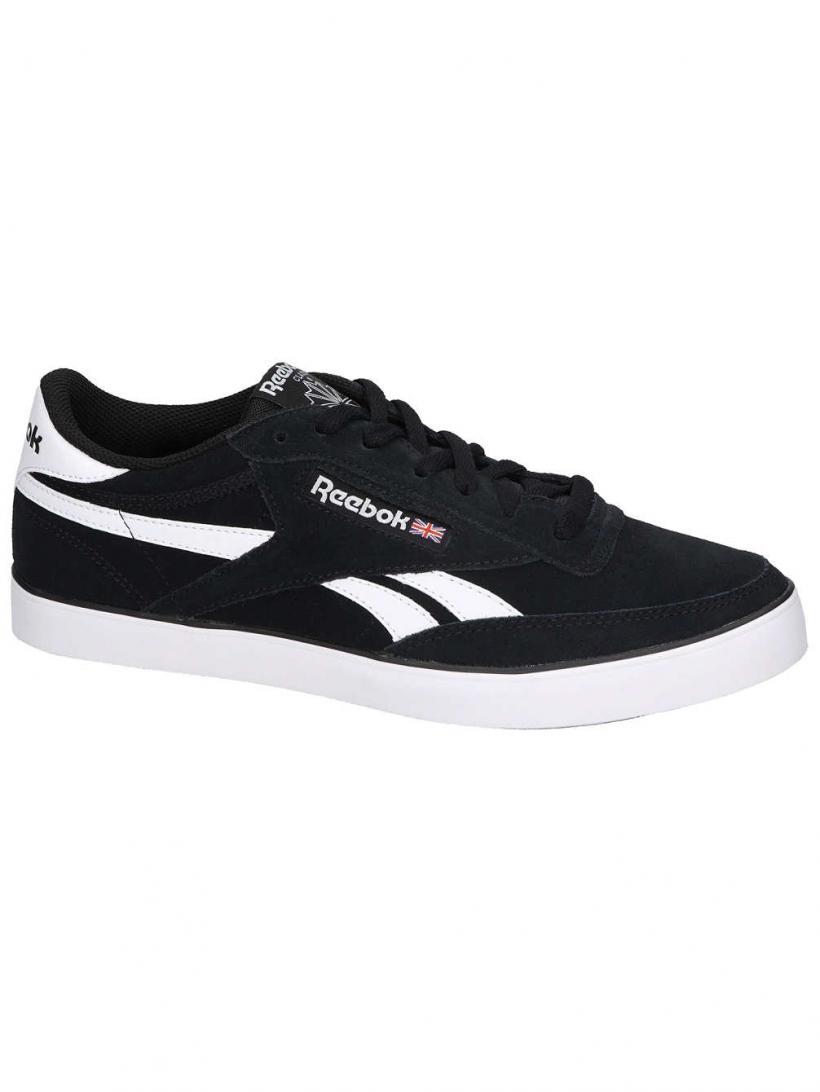 Reebok Revenge Plus MU Fvs/Black/White | Mens Sneakers