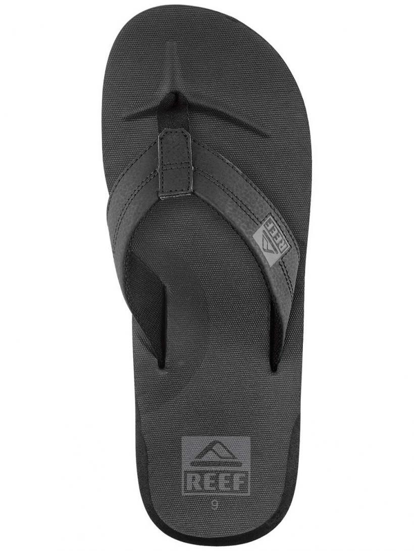 Reef HT Black | Mens Sandals