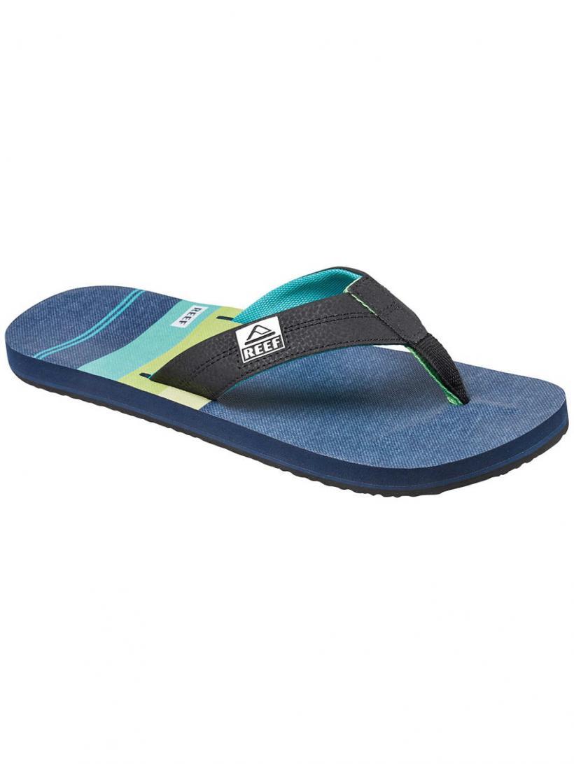 Reef HT Prints Aqua Green | Mens Sandals