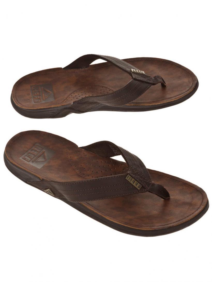 Reef J-Bay III Dark Brown | Mens Sandals