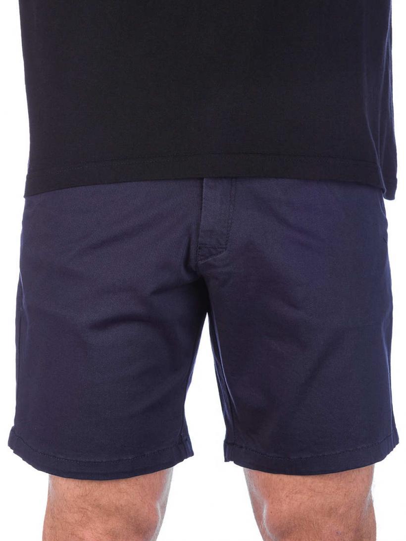 REELL Flex Chino Shorts Navy   Mens Shorts