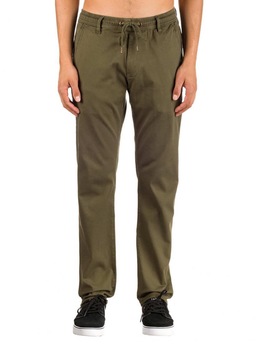 REELL Reflex Easy Pants Olive | Mens Chino Pants
