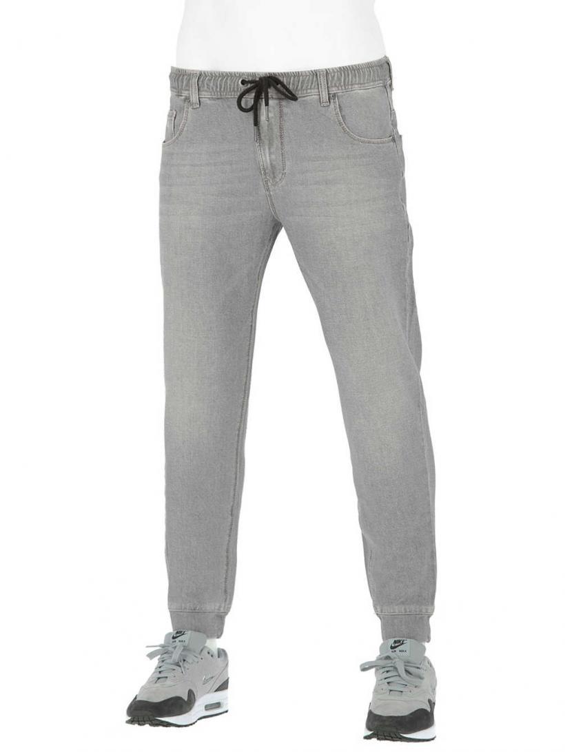 REELL Reflex Jeans Long Grey | Mens Jeans