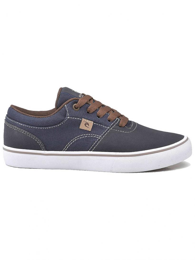 Rip Curl Chopes K Navy/Brown | Mens Sneakers