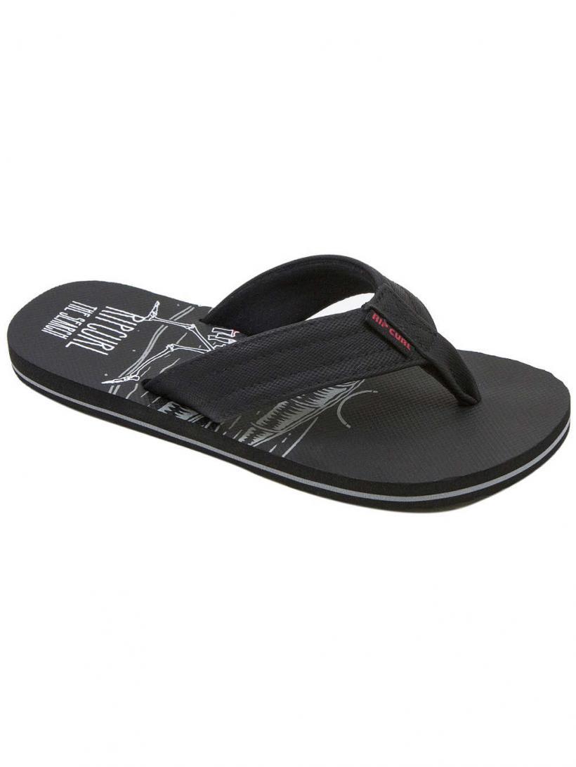 Rip Curl Ripper Grey/White | Mens Sandals