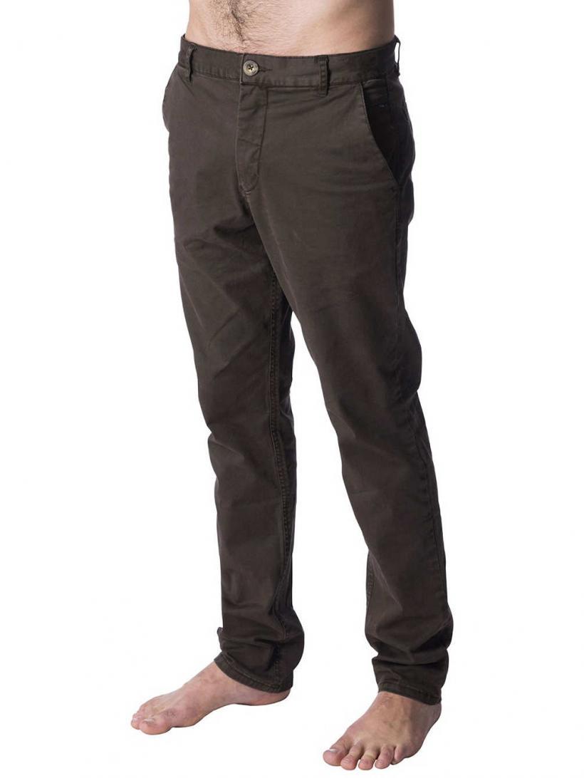 Rip Curl Savage Straight Chino Pants Brown | Mens Chino Pants