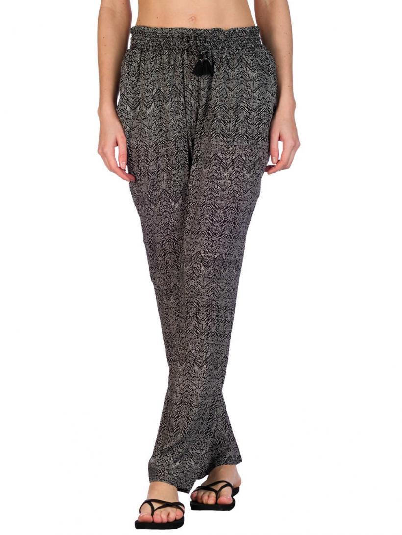 Rip Curl Tropic Tribe Pants Black | Mens/Womens Chino Pants