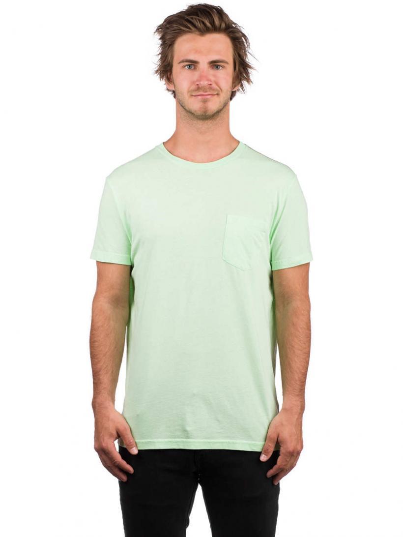 RVCA Ptc 2 Pigment T-Shirt Patina Green | Mens T-Shirts