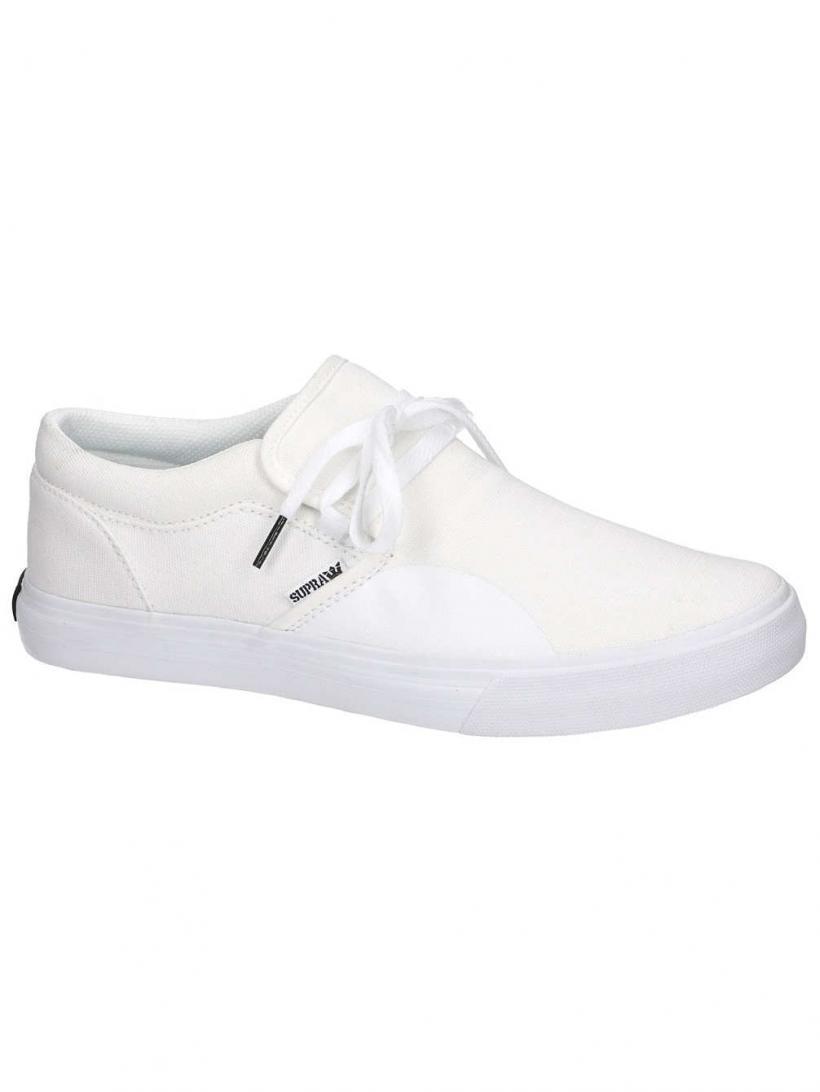 Supra X Rothco Cuba White   Mens Sneakers