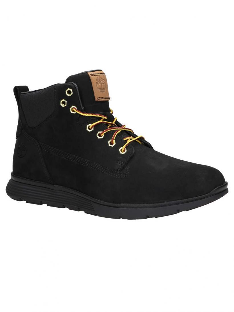 Timberland Killington Chukka Black Nubuck | Mens Winter Shoes