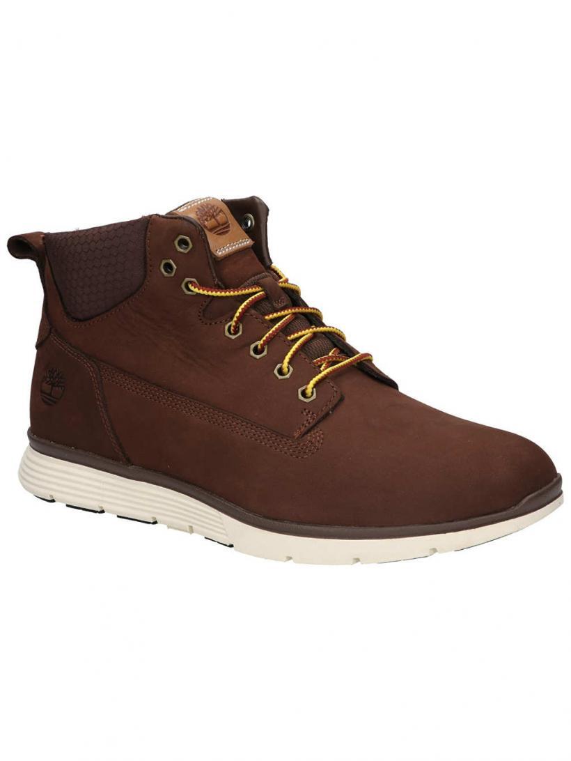 Timberland Killington Chukka Dark Brown Nubuck | Mens Winter Shoes