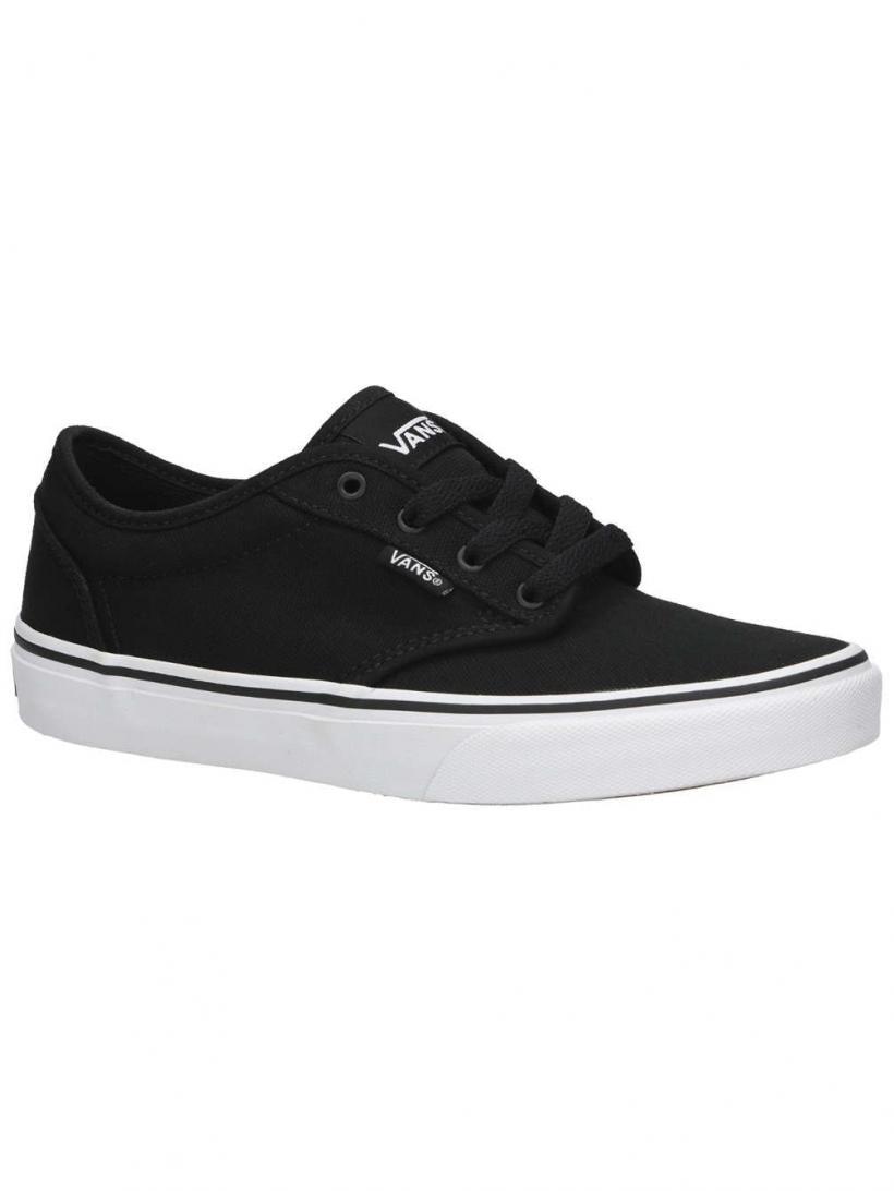 Vans Atwood Black/White | Mens Sneakers