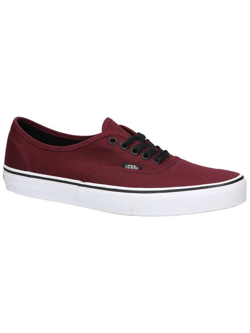Vans Authentic Port Royale/Black | Mens Sneakers