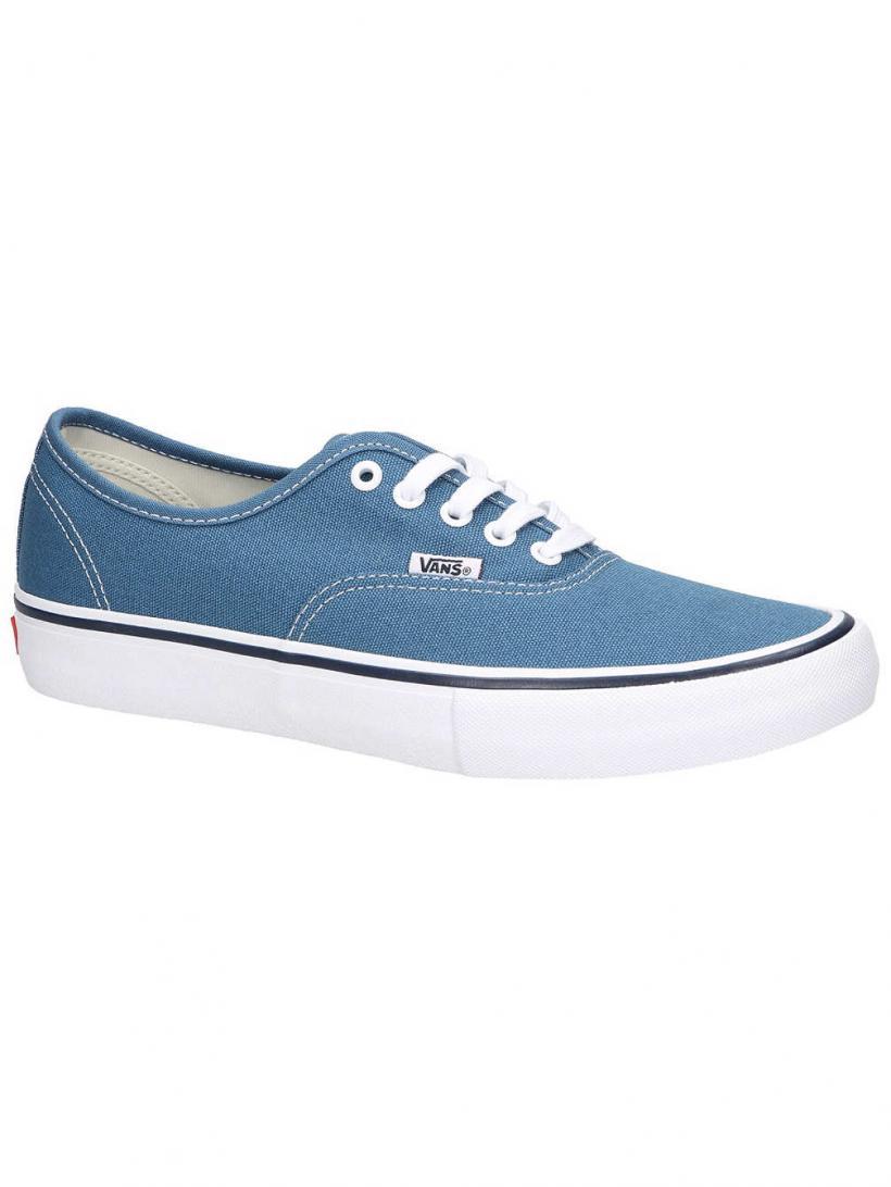 Vans Authentic Pro Stv Navy/White | Mens Skate Shoes