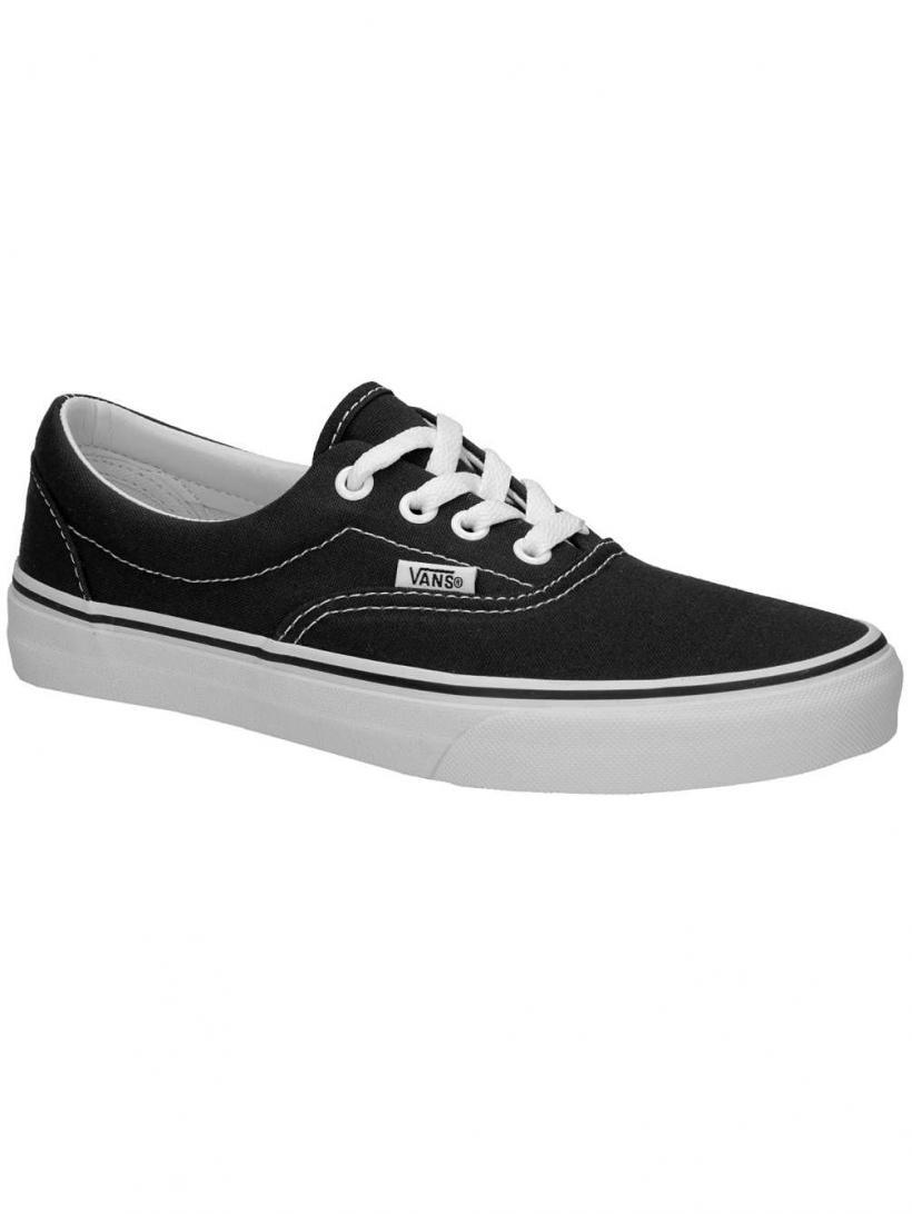 Vans Era Black   Mens Sneakers