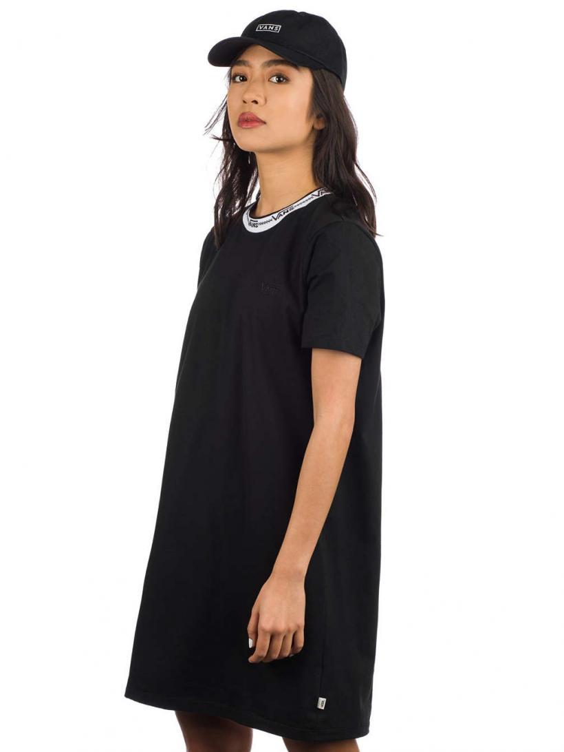 Vans Funnier Dress Black | Womens Dresses