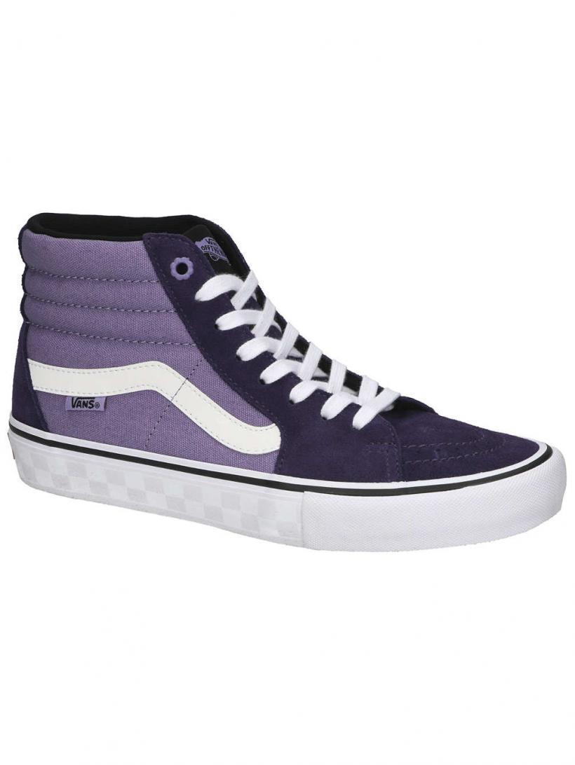 Vans Lizzie Armanto Sk8-Hi Pro Mysterio | Mens Skate Shoes