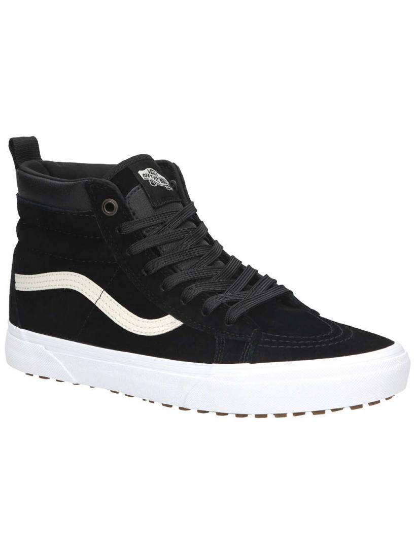 Vans MTE Sk8-Hi Black/Night/True White | Mens Winter Shoes