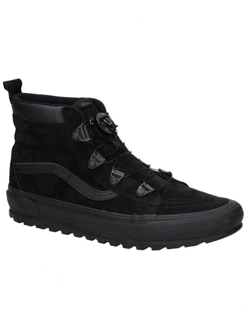 Vans MTE Sk8-Hi Boa Black | Mens Winter Shoes