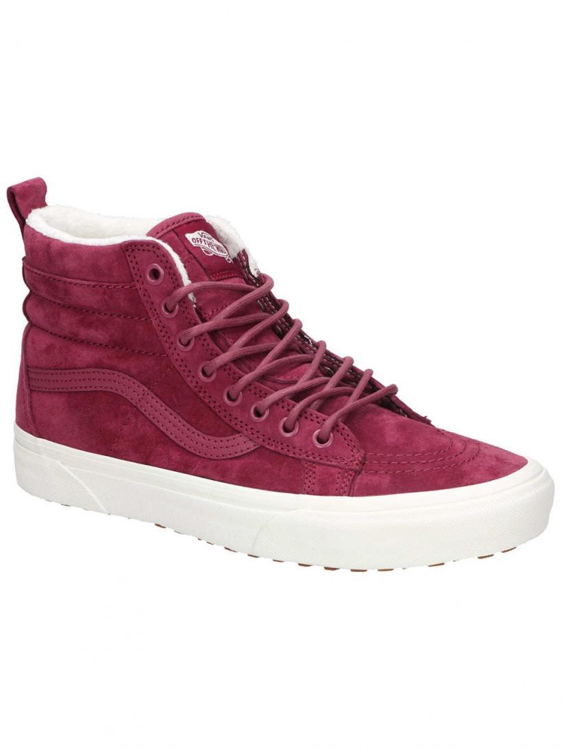 Vans MTE Sk8-Hi Dry Rose/Marshmallow | Mens/Womens Winter Shoes