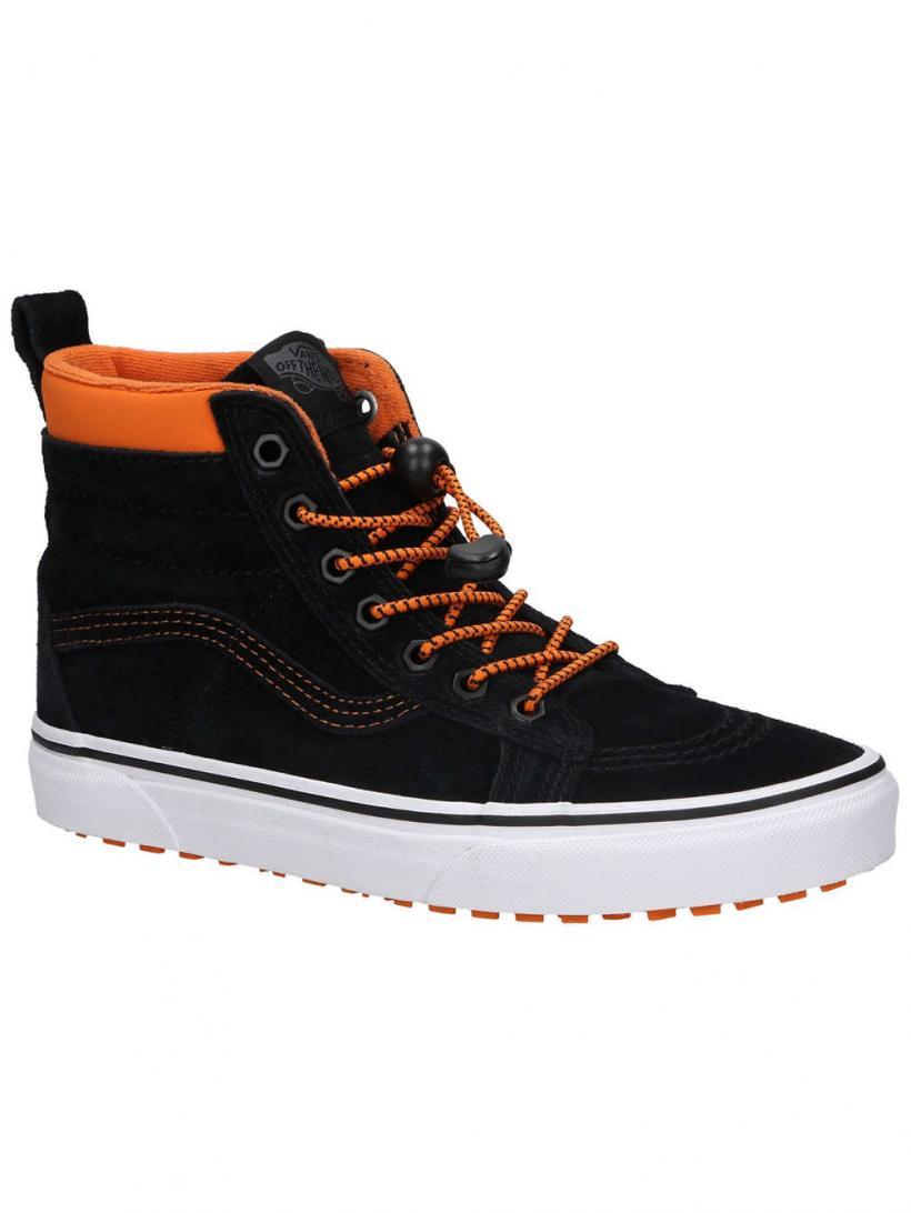 Vans MTE Sk8-Hi Toggle/Orange/Black | Mens Sneakers