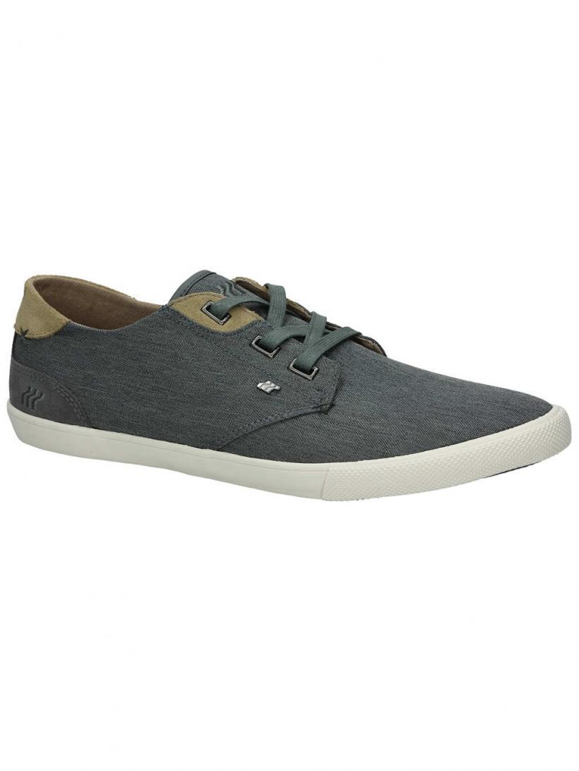 Boxfresh Stern Steel Grey/Kelp   Mens Sneakers