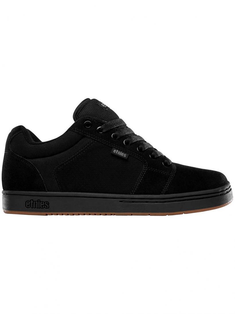 Etnies Barge XL Black | Mens Sneakers