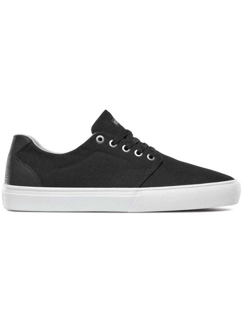 Etnies Stratus Black/White/Gum | Mens Sneakers