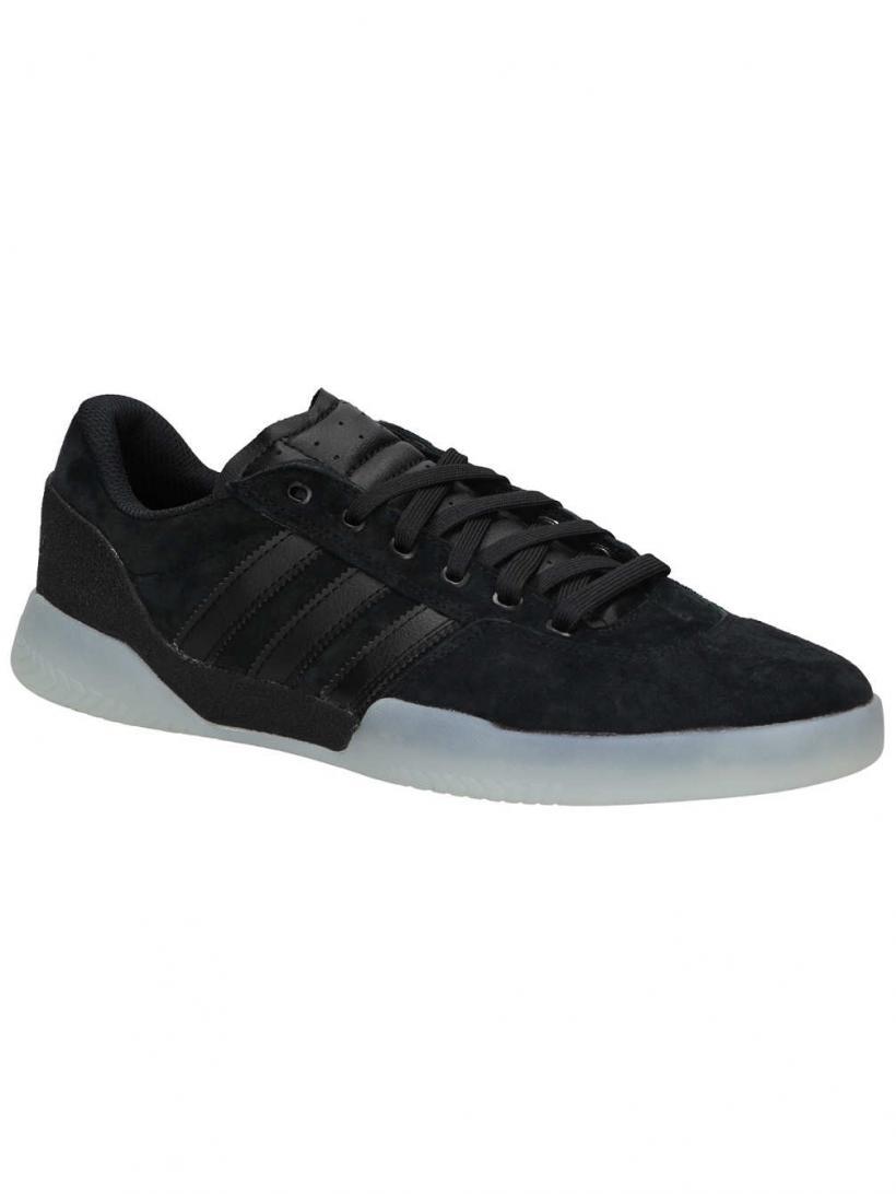 adidas City Cup Core Black/Core Black/Sup | Mens Skate Shoes