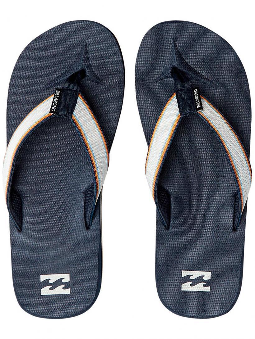 Billabong All Day Woven Navy | Mens Sandals