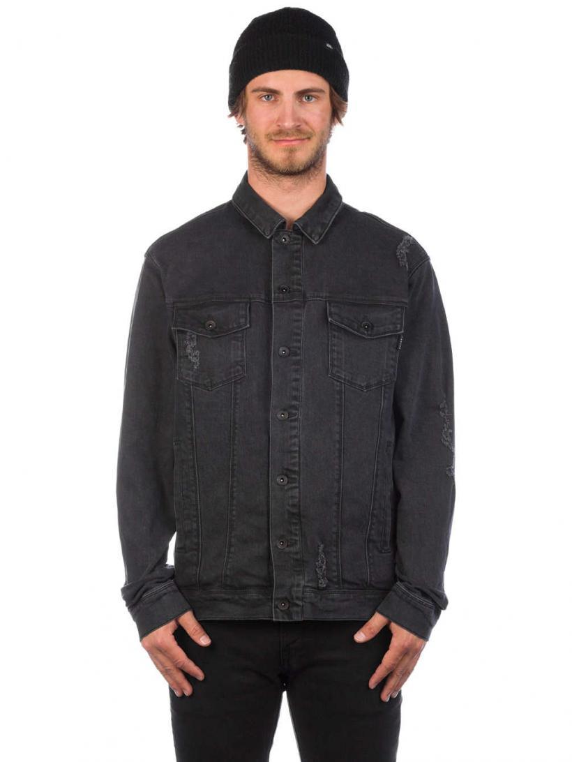 Empyre Ticket Jacket Charcoal Black | Mens Jackets