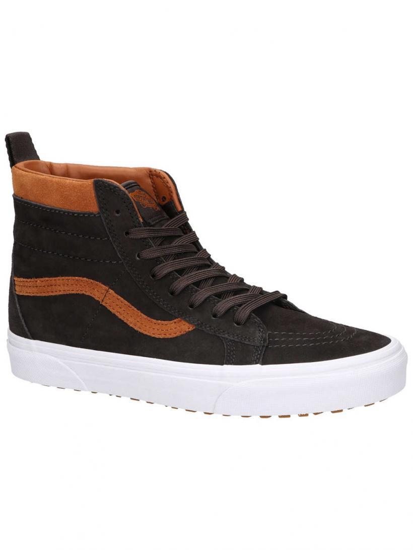 Vans MTE Sk8-Hi Suede/Chocolate Torte | Mens Winter Shoes